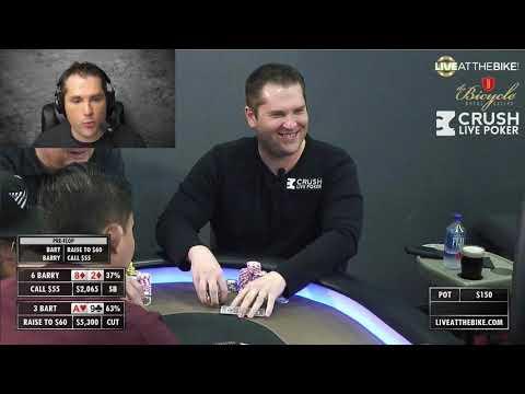 Full Length Bart Hanson Poker Training Video ($5/$10/$20 NL)