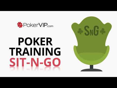 Poker Training: No Limit Hold 'Em – SnG Know it All Part 1
