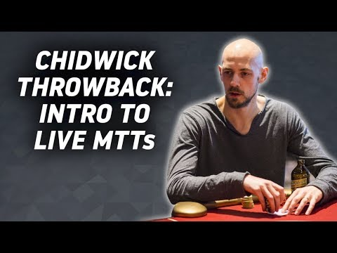 RIO Throwback: Stephen Chidwick's First Training Video!