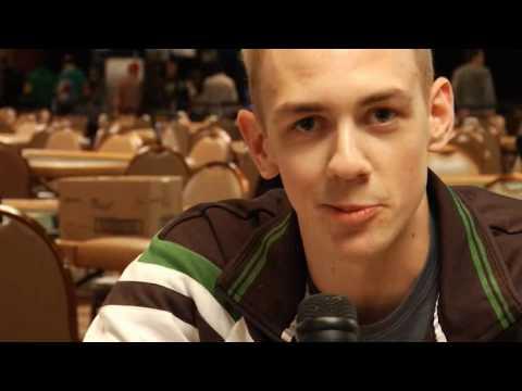 WSOP 2010 Stephen Chidwick – World Series Of  Poker 2010 – PokerStars.com